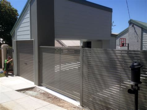 Australian Garage by Garage Doors Brisbane Aluminum Fencing And Privacy Solutions