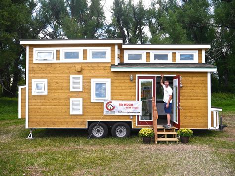 houses on wheels relaxshacks a luxury tiny house on wheels and its fully grid capable