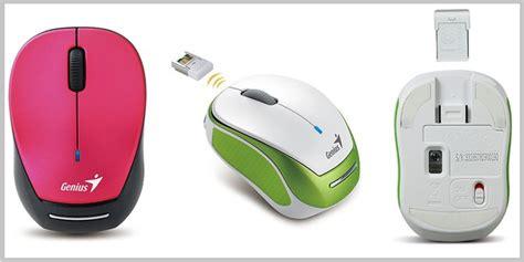 genius perkenalkan mouse wireless terkecil untuk indonesia merdeka