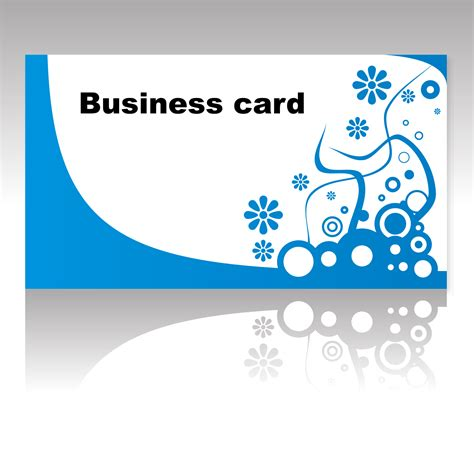 Toastmasters Visiting Card Template by Vector For Free Use Neat Business Card