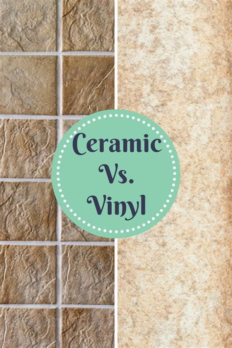Bathroom Tile Vs Vinyl Patio Systems