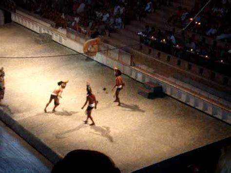 xcaret juego de pelota mayas youtube
