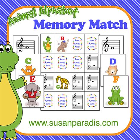 printable alphabet memory game free music notes and symbols printables life of a