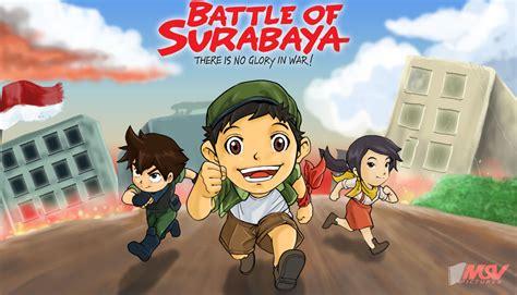 film animasi surabaya habiskan biaya rp 15 miliar film animasi indonesia battle