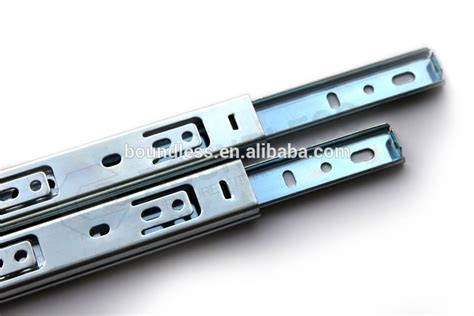 keyboard drawer slides high quality two way travel telescopic channel computer
