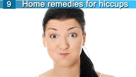 Home Remedies For Hiccups by 9 Home Remedies For Hiccups In Adults And Babies