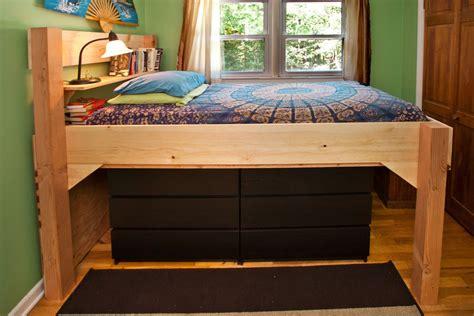 building  loft bed  warp speed  pragmatist