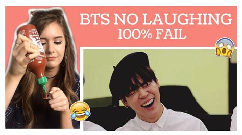 bts try not to laugh bts try not to laugh ft hot sauce itsgeorginaokay