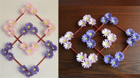 Wall Hanging Decoration paper flower wall hanging diy hanging flower wall