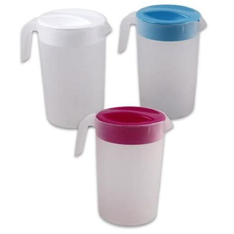 Pitcher 4liter plastic water pitchers