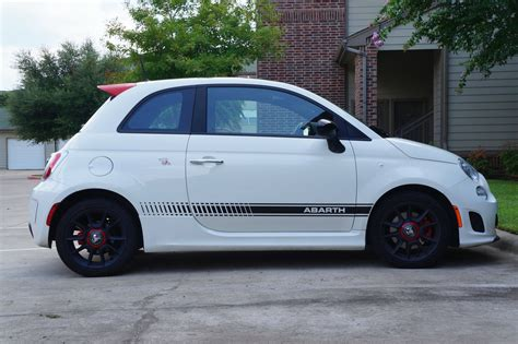fiat 500 abarth reliability issues plasti dipped my wheels and rear spoiler 2013 500 abarth