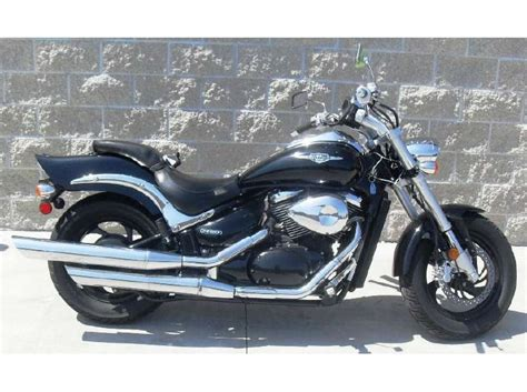 M50 Suzuki 2008 Suzuki Boulevard M50 Black For Sale On 2040motos