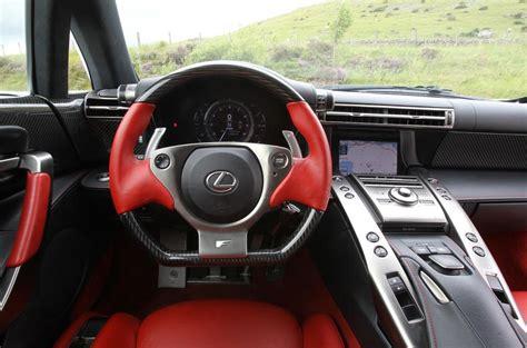 lfa lexus interior lexus lfa 2010 2012 interior autocar