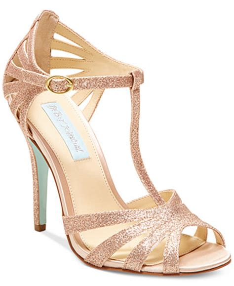 Add Money To Macy S Gift Card - blue by betsey johnson tee evening sandals sandals shoes macy s