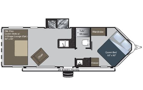 cargo trailer conversion floor plans image result for cargo trailer conversion floor plans