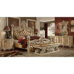homey design bedroom set victorian european amp classic sofa home gabrielle style poster bed collection