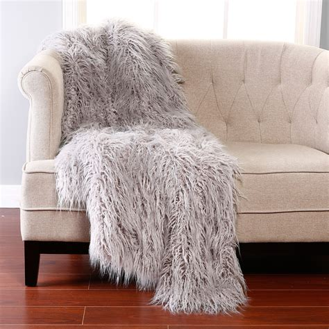faux fur throws for sofas fur sofa throws quick fix design 5 easy ways to refresh
