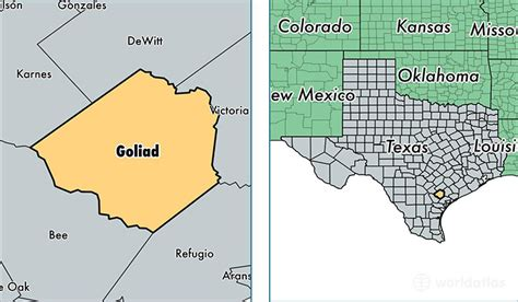 goliad texas map goliad county texas map of goliad county tx where is goliad county