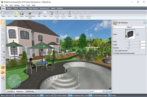 free online home landscape design realtime landscaping pro download