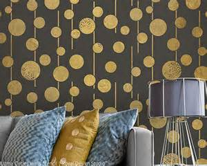 Wall Painting Stencils Designs » Home Design 2017