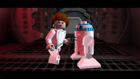 Umd Psp Lego Wars Ii 2 lego wars ii the original trilogy gamegrin reviews previews everything gaming