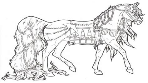 wild horse coloring page server coloring pages