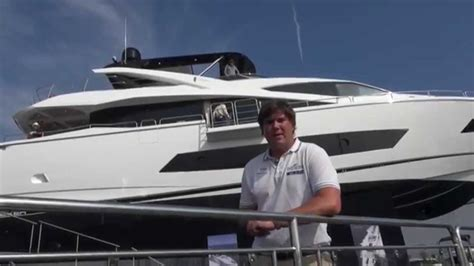 motorboat and yachting videos sunseeker 86 yacht from motor boat yachting youtube