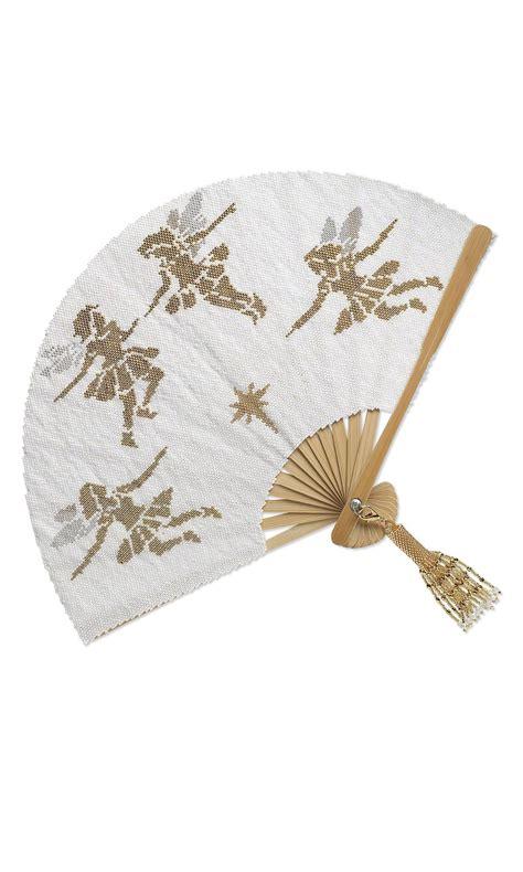 Handmade Fan - jewelry design handmade fan with seed