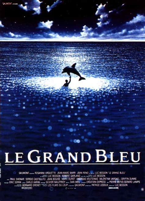 The Big Blue by The Big Blue Luc Besson 1988