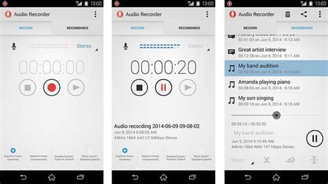 best voice recorder app for android 5 best audio recording apps for android sound recording apps