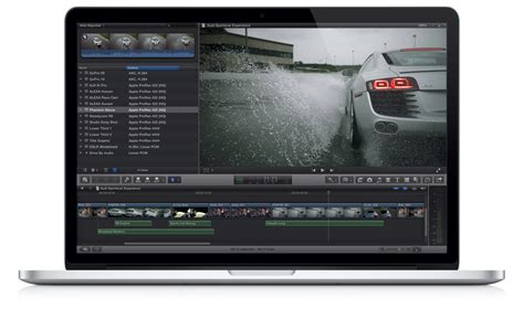 final cut pro x see how final cut pro x redefines post production for