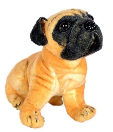 yellow frame pugs unica yellow pug soft 32cm buy unica yellow pug soft 32cm