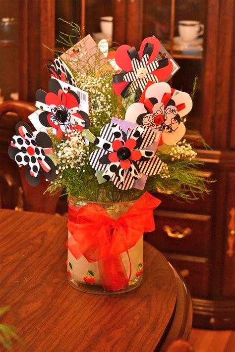 Teacher Appreciation  Ee  Gift Ee   Card Bouquet Cut Theowers