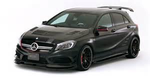 Mercedes A Class A45 Amg Vrs Mercedes A45 Amg