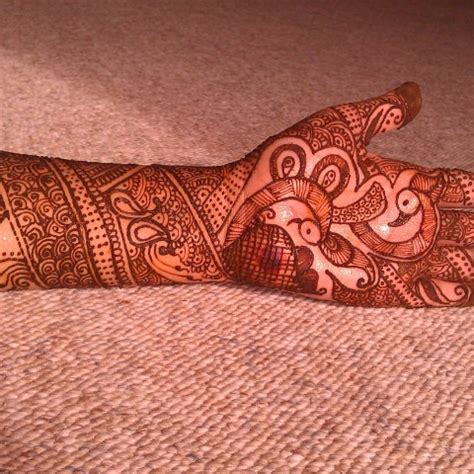 hire muba s henna bliss henna tattoo artist in redmond