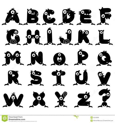 lettere strane strange alphabet royalty free stock photos image