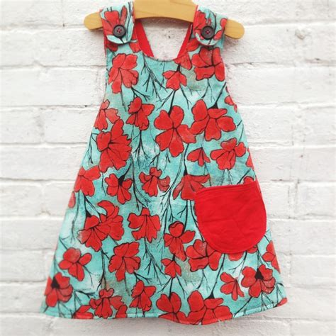Handmade Childrens Dresses - wear as the flies co