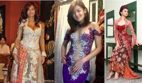 Baju Kebaya Modern By Ratu Budaya tilla ln sapitri berbagai inspirasi model kebaya modern