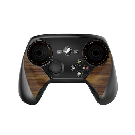 Stelan Gamis Buble valve steam controller skin wooden gaming system by