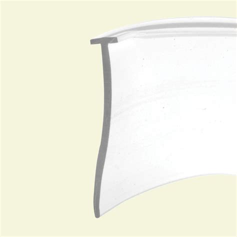 Prime Line T Style 36 In Clear Shower Door Bottom Seal Shower Door Bottom Seals