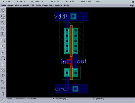 layout design in cadence ee4321 vlsi circuits cadence virtuoso layout information