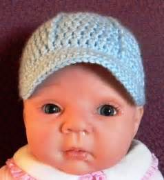 newborn ballcap pattern free original patterns