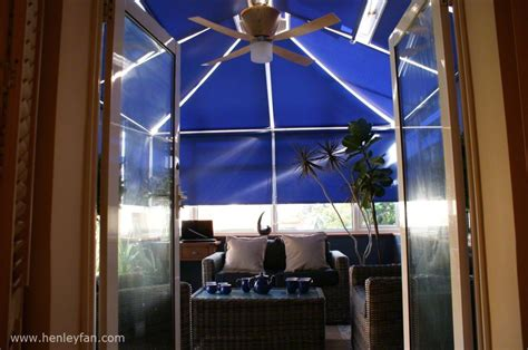 conservatory ceiling fans