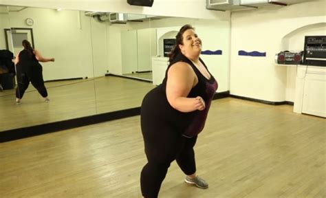 watch fat girl dancing viral video that lands plus size whitney thore wiggle dance tutorial