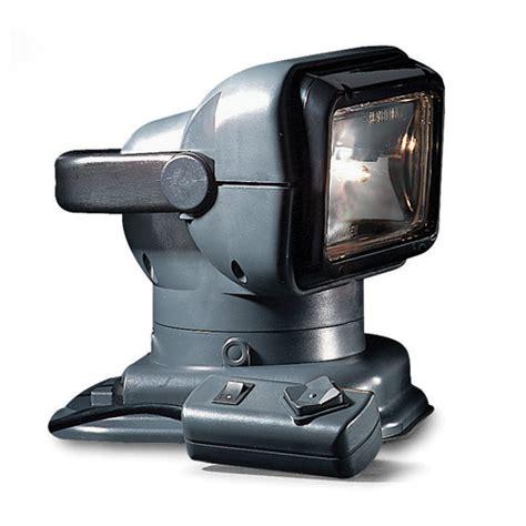 Go Light by Golight Remote 400000 Candlepower Spotlight