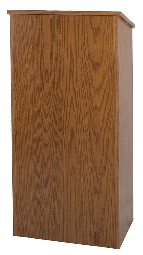 wooden lectern plans  woodworking