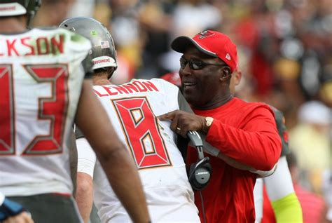 lovie smith to become buccaneers head coach reportsbest montreal jason licht combine press conference things to know page 7