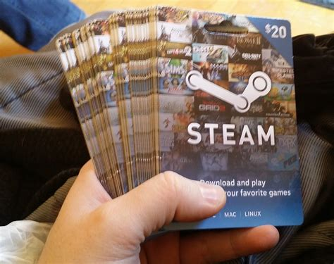 5 Steam Gift Card - this is what 1000 00 in steam gift cards looks like oh i m giving them awa