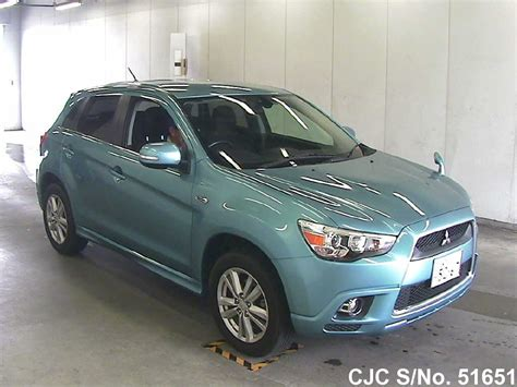 mitsubishi rvr 2010 2010 mitsubishi rvr blue for sale stock no 51651