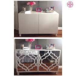 overlay ikea ikea besta before then after some mirror and an o verlays khloe kit for the ikea besta door as